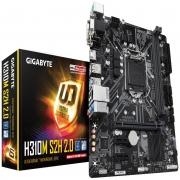 Gigabyte Intel MB H310M S2H 2.0